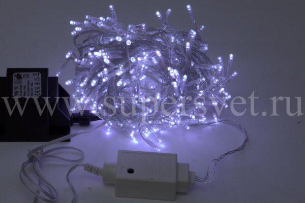 Светодиодная гирлянда LED-TW-360L-10M-24V-W Мощность 36 Вт Длина 10м Напряжение 24В Цвет белый