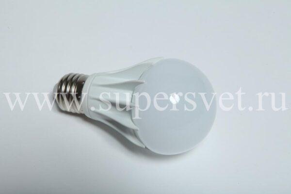 Светодиодная лампа G2691-220V-WW Мощность 6.6 Вт Цоколь E27 Напряжение 220 Цвет белый