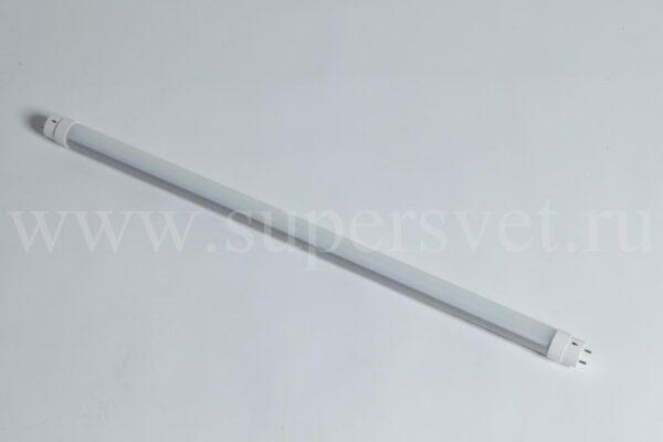 Светодиодная лампа T8-L600-9W-RV Мощность 9 Вт Длина 600 Цвет белый