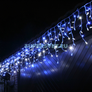Светодиодные гирлянды Бахрома