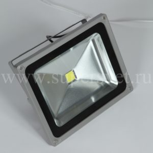 Светодиодный прожектор BL-SFL-001-50W-W Мощность 50 Вт Угол рассеивания 120° Цвет белый