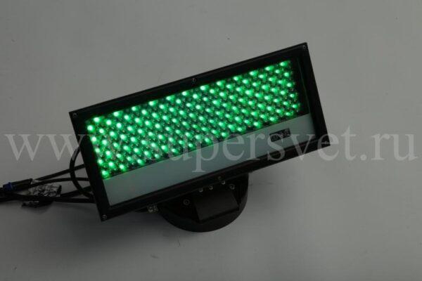 Светодиодный прожектор LW-320*130-WP-UB-RGB Мощность 25 Вт Размер 320x130x230 мм Цвет ргб
