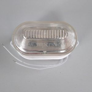 Строб лампа SB-01-CL Мощность 2 Вт Цоколь накладная Напряжение 220 Цвет прозрачный