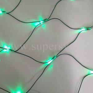 Светодиодная сетка LED-SNL-S-180-24V-G Мощность 13,8 Вт Размер 2,4х1,2 м Цвет зеленый