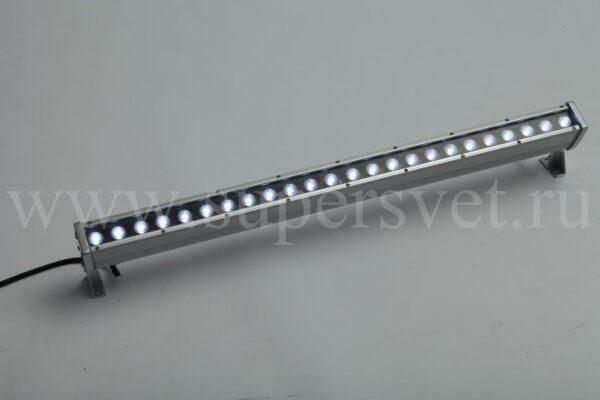 Светодиодный прожектор LW-800-REVO-PC-W Мощность 35 Вт Размер 800×120 мм Цвет белый