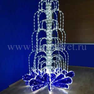 Фигура фонтан BN-163 Мощность 280 Вт Размер 1.6×1.6×2.5м Цвет белый