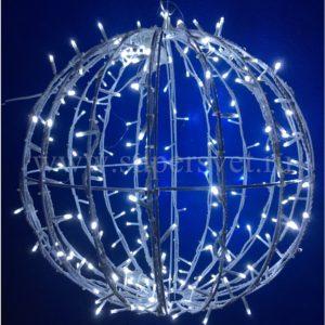 Шар LED-BALL-0,5М-220V Мощность 15 Вт Диаметр 50 см Напряжение 220 Цвет белый