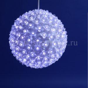 Шар LED-FBP-160-220V-W Мощность 20 Вт Размер 16 см Цвет белый