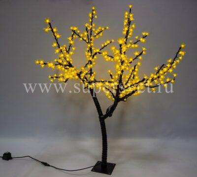 Светодиодное дерево Сакура РHYCL-1.5-Y Мощность 30 Вт Высота 1,5м Напряжение 36 Цвет желтый