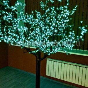 Светодиодное дерево Сакура PHYCL-2.4-W Мощность 136 Вт Высота 2,4м Напряжение 24 Цвет белый