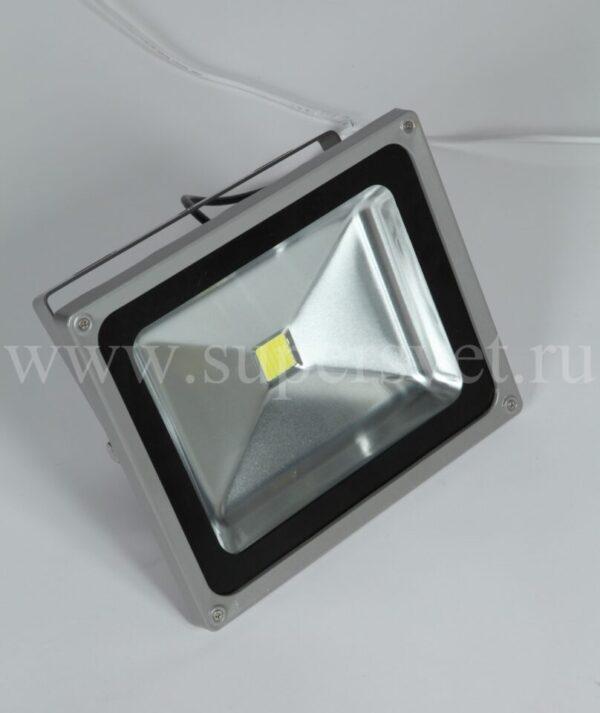 Светодиодный прожектор BL-SFL-001-30W-W Мощность 30 Вт Угол рассеивания 120° Цвет белый