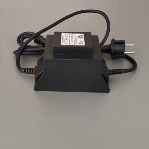 J26 Трансформатор для подключения гибкого неона 24В в сеть 220В