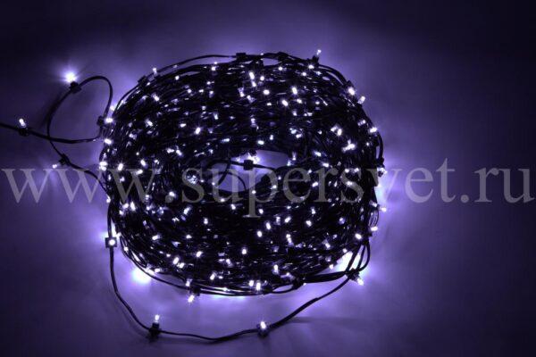 Гирлянда для деревьев клип лайт LED-LP-100-150-12V-W Мощность 90 Вт Длина рулона 100м Напряжение 12 Цвет холодный белый