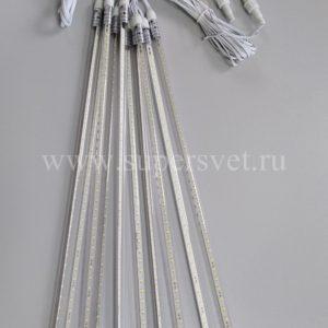 Светодиодная гирлянда LED-SF-50СМ-10М-12V-B Мощность 10 Вт Длина 10 м Напряжение 12 Цвет синий