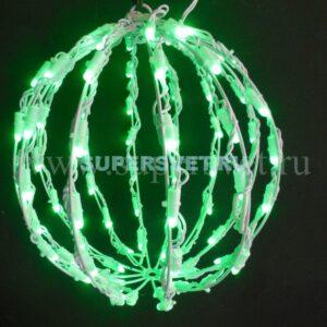 Шар LED-BALL-DIG-0,5М Мощность 20 Вт Диаметр 50 см Напряжение 24 Цвет РГБ