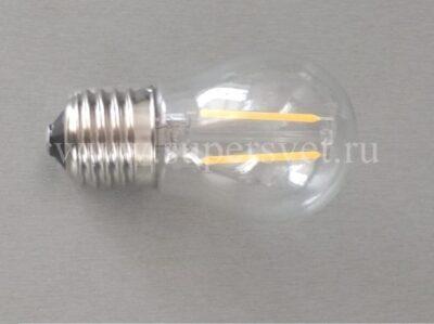 Лампа для белт лайт FLB-LED-45-WW Мощность 3 Вт Диаметр 4,5см Тип цоколя Е27