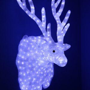 Акриловые световые фигуры 3D